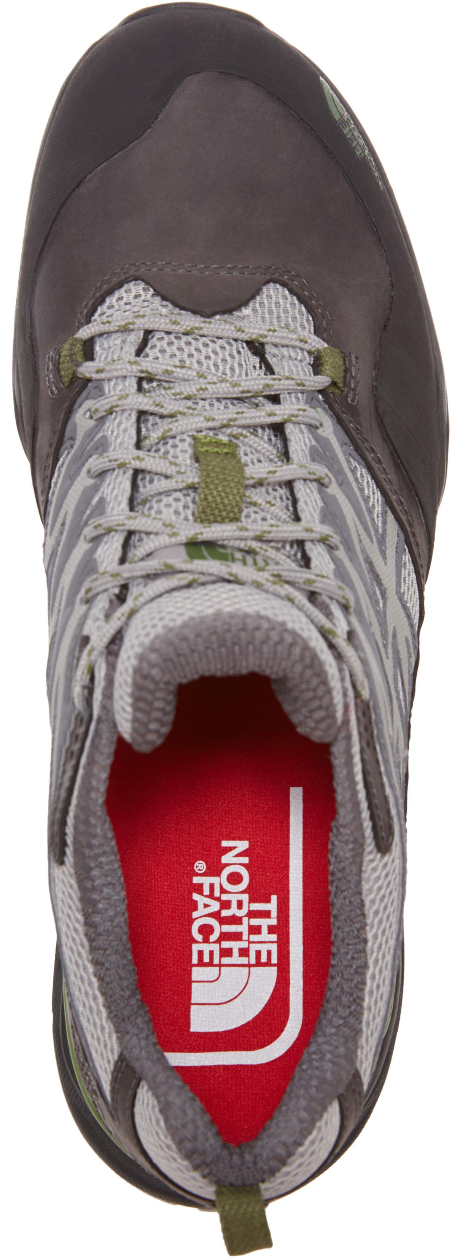 the north face hedgehog hike gtx schoenen heren grijs l. Black Bedroom Furniture Sets. Home Design Ideas
